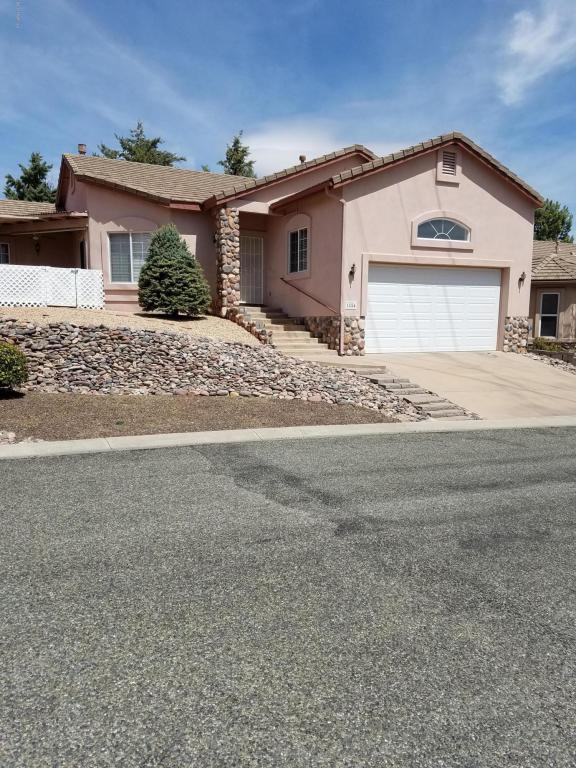 1854 Amber Court, Prescott, AZ 86301 (#1010864) :: HYLAND/SCHNEIDER TEAM