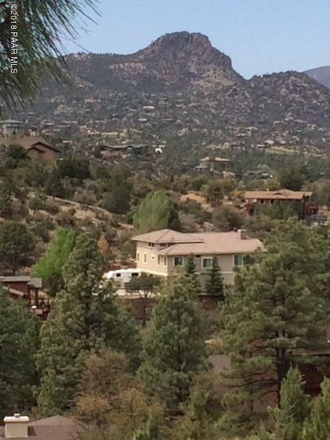 1464 Cathedral Pines Drive, Prescott, AZ 86303 (#1011322) :: HYLAND/SCHNEIDER TEAM