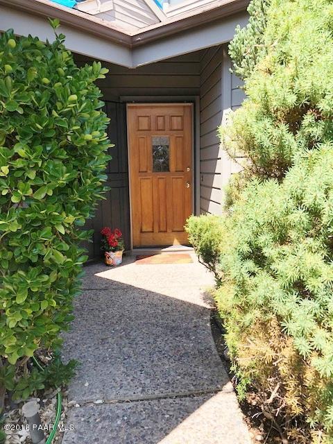 1224 N Timber Point N, Prescott, AZ 86303 (#1012393) :: HYLAND/SCHNEIDER TEAM