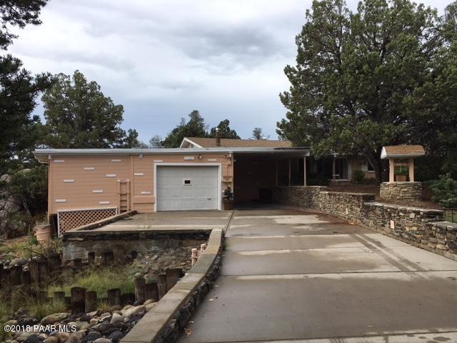 1941 Rocky Dells Drive, Prescott, AZ 86303 (#1013776) :: The Kingsbury Group