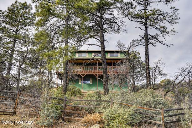 1145 High Point Drive, Prescott, AZ 86305 (#1017453) :: Shelly Watne