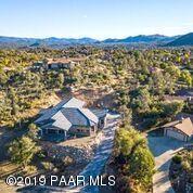1860 Enchanted Canyon Way, Prescott, AZ 86305 (#1018198) :: HYLAND/SCHNEIDER TEAM