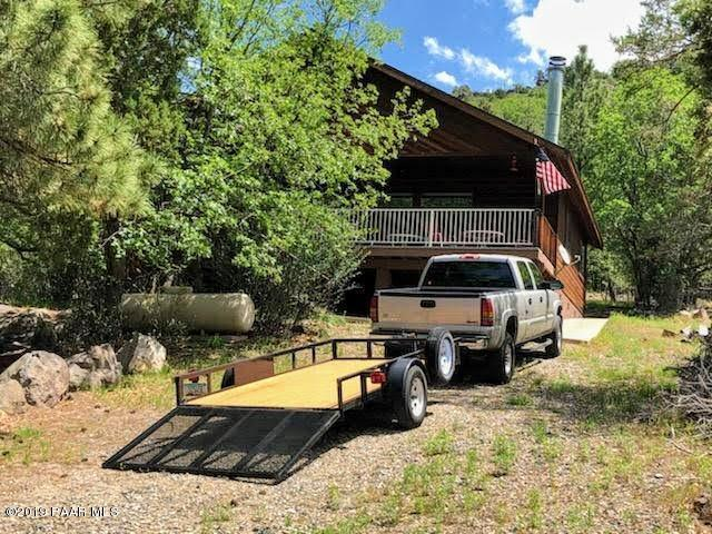 92 Deer Trail Drive, Munds Park, AZ 86038 (#1021431) :: Shelly Watne