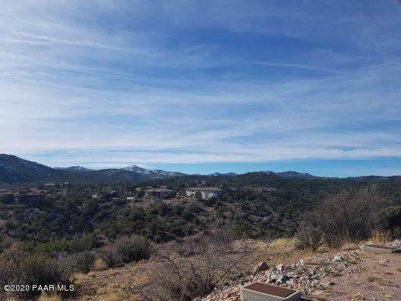 2003 Promontory, Prescott, AZ 86305 (MLS #1026597) :: Conway Real Estate
