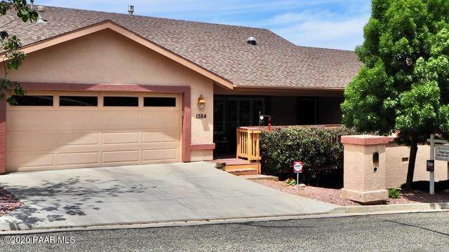 1584 Eagle Point Drive, Prescott, AZ 86301 (MLS #1029157) :: Conway Real Estate