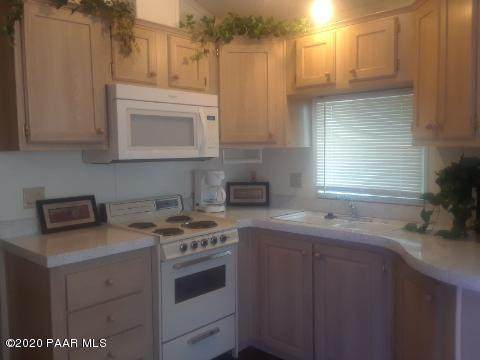 12850 E Kloss Avenue #13, Dewey-Humboldt, AZ 86329 (#1031551) :: West USA Realty of Prescott