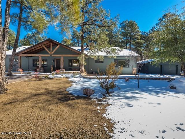 903 S Lazy Lane, Prescott, AZ 86303 (#1017351) :: West USA Realty of Prescott