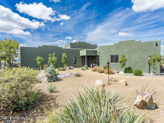 13100 E Mingus Vista Drive, Prescott Valley, AZ 86315 (#1020321) :: West USA Realty of Prescott