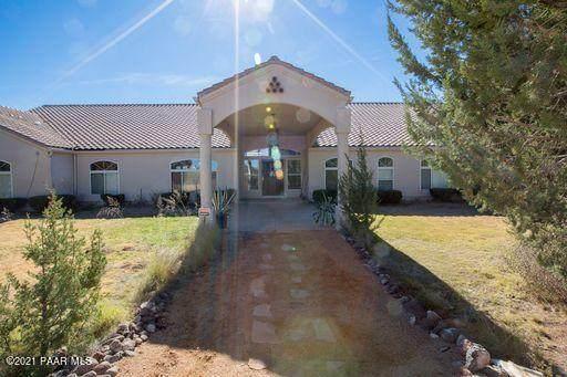 13433 E Wildcat Way, Prescott Valley, AZ 86315 (#1034252) :: Prescott Premier Homes | Coldwell Banker Global Luxury
