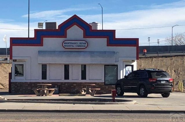 430 S Santa Fe Ave, Pueblo, CO 81003 (MLS #177772) :: The All Star Team of Keller Williams Freedom Realty