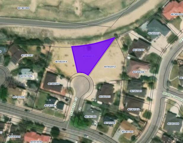 Lot 13 Bayweed Ct #13, Pueblo, CO 81001 (MLS #178379) :: The All Star Team