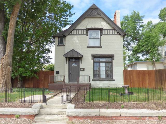 307 E Orman Ave, Pueblo, CO 81004 (MLS #180166) :: The All Star Team of Keller Williams Freedom Realty
