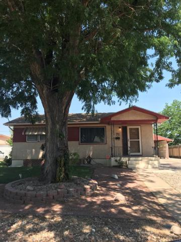 71 Duke St, Pueblo, CO 81005 (MLS #180861) :: The All Star Team of Keller Williams Freedom Realty