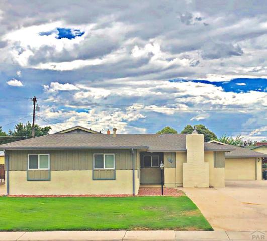 127 University Circle, Pueblo, CO 81005 (MLS #181485) :: The All Star Team of Keller Williams Freedom Realty