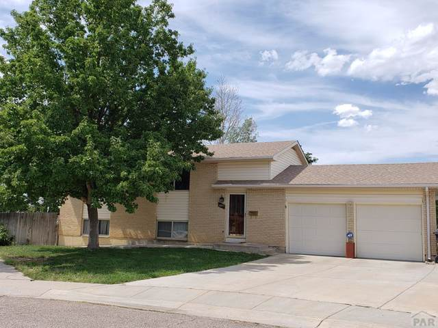 4025 South Pl, Pueblo, CO 81008 (MLS #181780) :: The All Star Team of Keller Williams Freedom Realty