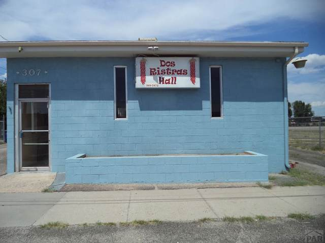 307 Division Ave, Pueblo, CO 81004 (MLS #181790) :: The All Star Team of Keller Williams Freedom Realty