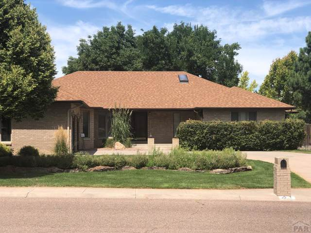 41 Posada Dr, Pueblo, CO 81005 (MLS #181796) :: The All Star Team of Keller Williams Freedom Realty