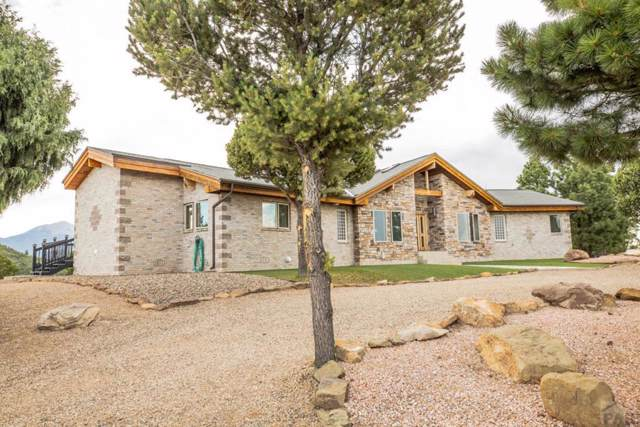 29032 Cougar Trail, Aguilar, CO 81020 (MLS #181834) :: The All Star Team of Keller Williams Freedom Realty