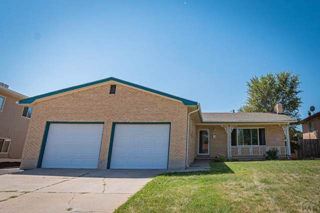 211 Fordham Circle, Pueblo, CO 81005 (MLS #181852) :: The All Star Team of Keller Williams Freedom Realty