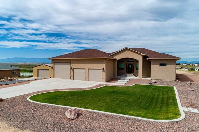 536 W Sweetwater Court, Pueblo West, CO 81007 (MLS #181921) :: The All Star Team of Keller Williams Freedom Realty