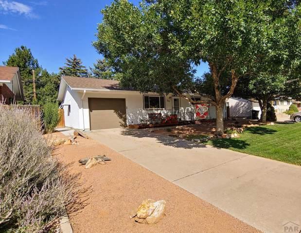 2111 Rosewood Lane, Pueblo, CO 81005 (MLS #182027) :: The All Star Team of Keller Williams Freedom Realty