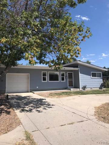 2109 W 32nd St, Pueblo, CO 81008 (MLS #182032) :: The All Star Team of Keller Williams Freedom Realty