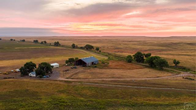4231 E Huerfano Rd N/A, Boone, CO 81025 (MLS #182108) :: The All Star Team of Keller Williams Freedom Realty