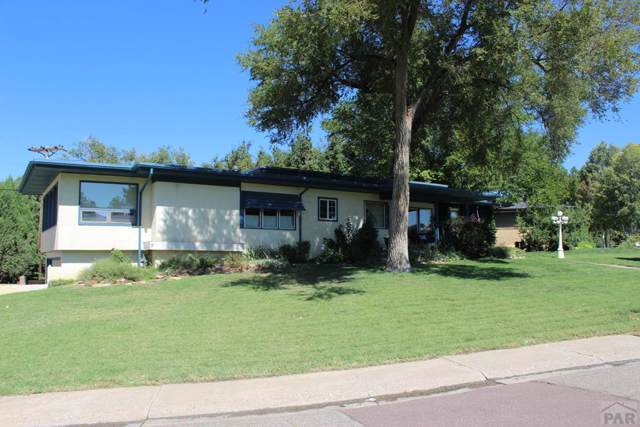 3405 Northridge Dr, Pueblo, CO 81008 (MLS #182131) :: The All Star Team of Keller Williams Freedom Realty