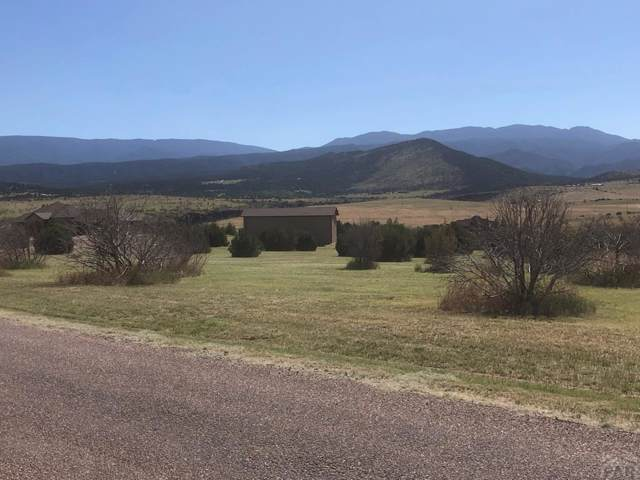 Lot 26 Hart Ranch Road #26, Beulah, CO 81023 (MLS #182132) :: The All Star Team of Keller Williams Freedom Realty