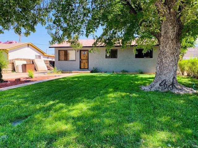 2840 Aster St, Pueblo, CO 81005 (MLS #182134) :: The All Star Team of Keller Williams Freedom Realty