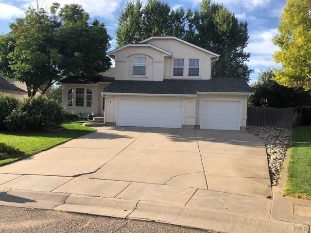 16 San Marino Court, Pueblo, CO 81005 (MLS #182174) :: The All Star Team of Keller Williams Freedom Realty