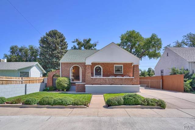 1034 Beulah Ave, Pueblo, CO 81004 (MLS #182213) :: The All Star Team of Keller Williams Freedom Realty