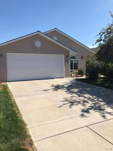 5012 Sage St., Pueblo, CO 81005 (MLS #182219) :: The All Star Team of Keller Williams Freedom Realty