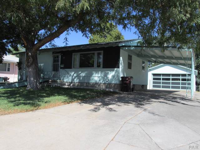 19 Purdue St, Pueblo, CO 81005 (MLS #182253) :: The All Star Team of Keller Williams Freedom Realty