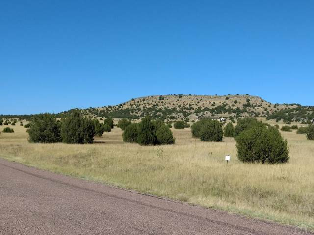 TBD Hart Ranch Dr #0, Beulah, CO 81023 (MLS #182256) :: The All Star Team of Keller Williams Freedom Realty