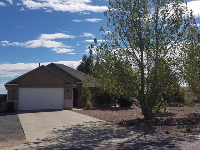 804 N Matt Drive, Pueblo West, CO 81007 (MLS #182268) :: The All Star Team of Keller Williams Freedom Realty