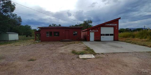 115 N Diamond Ave., Canon City, CO 81212 (MLS #182292) :: The All Star Team of Keller Williams Freedom Realty