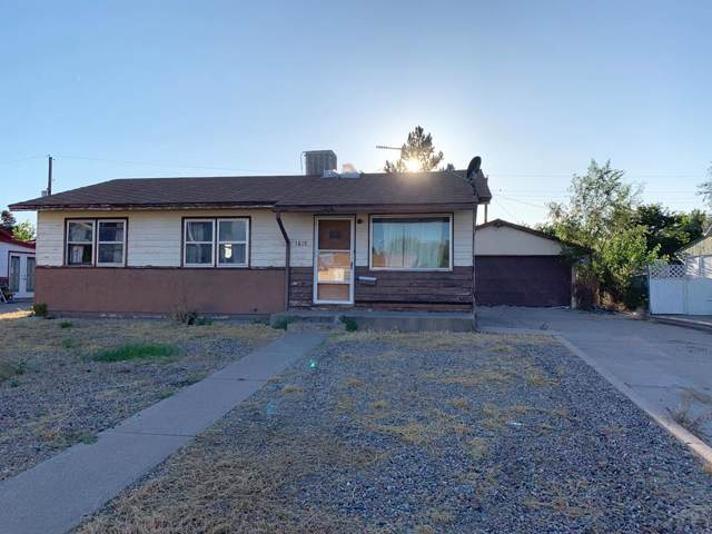 1819 Englewood Dr, Pueblo, CO 81005 (MLS #182299) :: The All Star Team of Keller Williams Freedom Realty