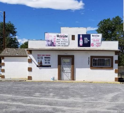 2202 W 16th St, Pueblo, CO 81003 (MLS #182316) :: The All Star Team of Keller Williams Freedom Realty