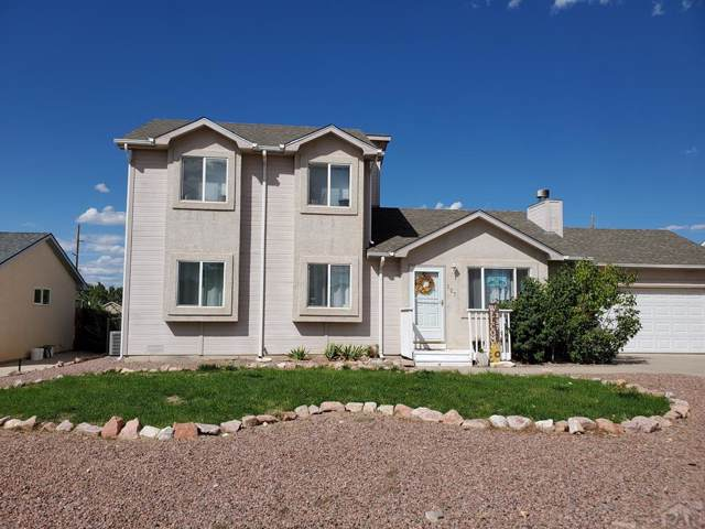 337 W Baldwyn, Pueblo West, CO 81007 (MLS #182366) :: The All Star Team of Keller Williams Freedom Realty