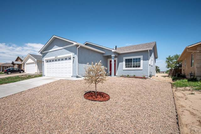 2319 W 18th St, Pueblo, CO 81003 (MLS #182424) :: The All Star Team of Keller Williams Freedom Realty