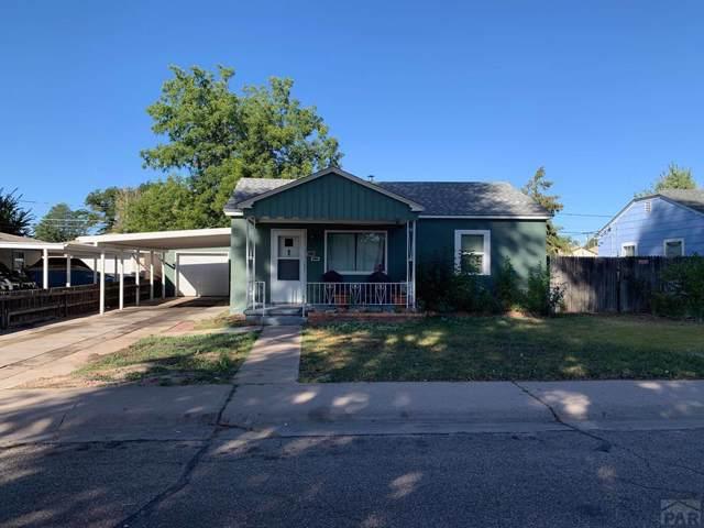 715 Arlen Ave, Pueblo, CO 81005 (MLS #182433) :: The All Star Team of Keller Williams Freedom Realty