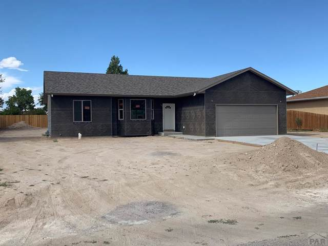 689 S Aguilar Dr, Pueblo West, CO 81007 (MLS #182435) :: The All Star Team of Keller Williams Freedom Realty