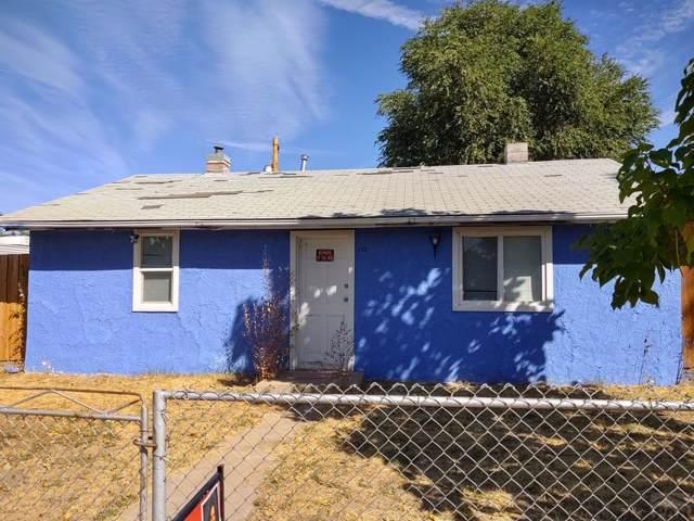 315 Jane St, Pueblo, CO 81022 (MLS #182438) :: The All Star Team of Keller Williams Freedom Realty