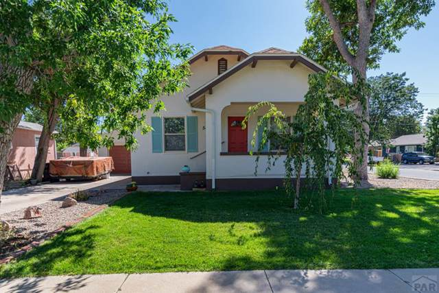 544 Goodnight Ave, Pueblo, CO 81005 (MLS #182458) :: The All Star Team of Keller Williams Freedom Realty