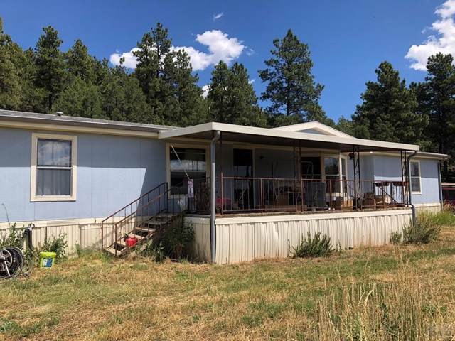 21099 Trujillo Creek Ranch Road, Aguilar, CO 81020 (MLS #182473) :: The All Star Team of Keller Williams Freedom Realty
