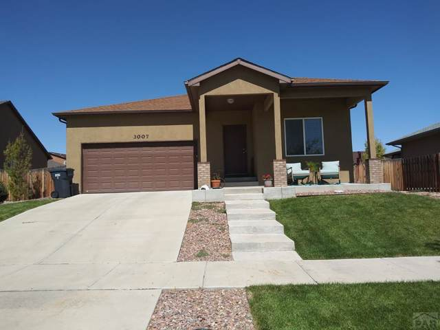 3007 Prairie Hawk, Pueblo, CO 81005 (MLS #182480) :: The All Star Team of Keller Williams Freedom Realty