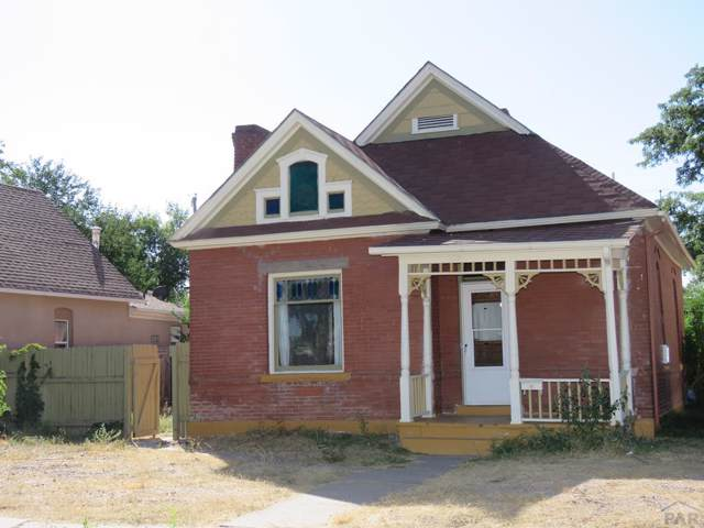 1119 Carteret Ave, Pueblo, CO 81004 (MLS #182520) :: The All Star Team of Keller Williams Freedom Realty