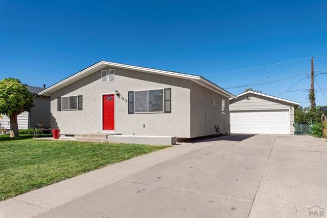 3411 Lancaster Dr, Pueblo, CO 81005 (MLS #182530) :: The All Star Team of Keller Williams Freedom Realty