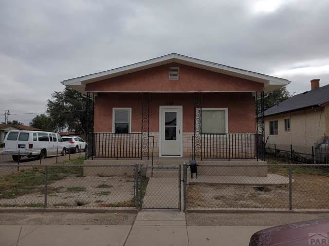 1100 Egan Ave, Pueblo, CO 81006 (MLS #182541) :: The All Star Team of Keller Williams Freedom Realty